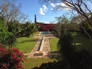 Hacienda de lujo