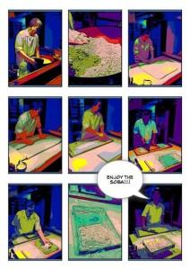 Comic Soba day1