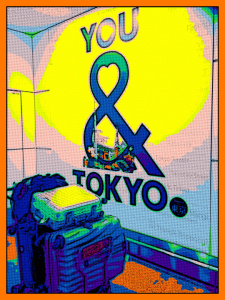 Maleta & Tokyo