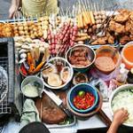Bangkok grilled